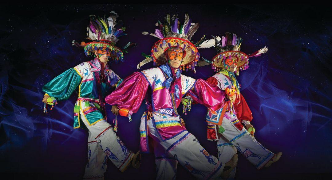 wirikuta los Cabos dinner show dancers cirque del soleil cabo