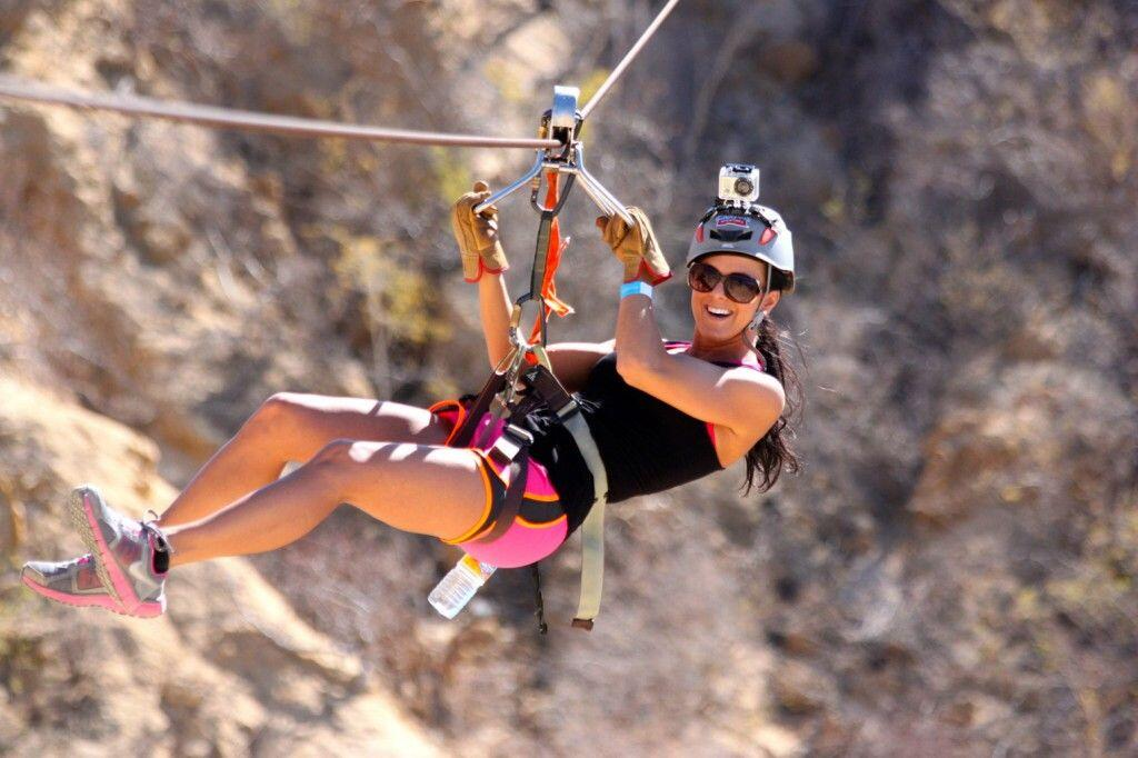 hitting the best zipline tour in los cabos at wild canyon, and recording the visit with go pro camera cabo activities cabo san lucas land tours