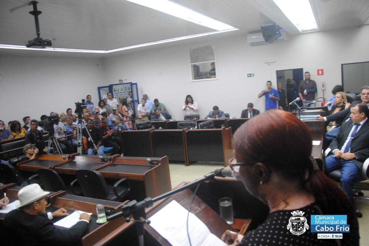 Câmara Municipal aprova criação do Conselho de Igualdade Racial de Cabo Frio