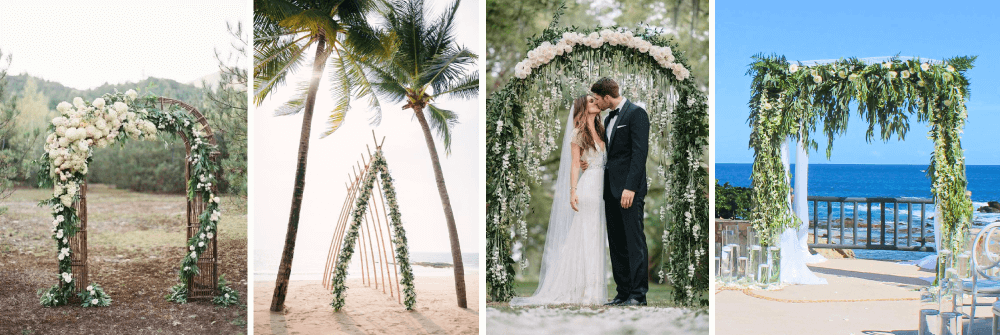 1000 Greenery Ideas for your Destination Wedding in Los Cabos