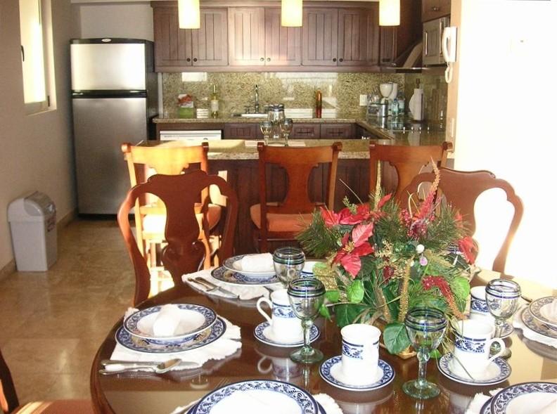 dining table Pueblo Bonito Montecristo Estates offers spectacular ocean views of the pacific ocean in cabo san lucas, overlooking quivira golf club