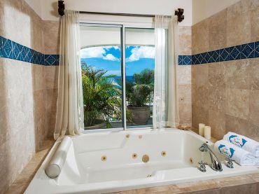 casa theodore in Pedregal los cabos luxury vacation villas cabo san lucas bathroom