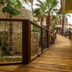 casa gran fiesta in Pedregal Los Cabos decking