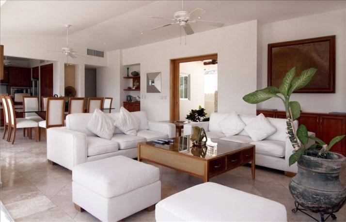 villa del toro rojo pedregal cabo san lucas luxury villa rentals in los cabos lounge area