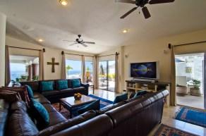 casa theodore in Pedregal los cabos luxury vacation villas cabo san lucas lounge