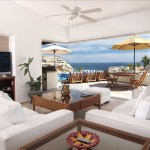 villa del toro rojo pedregal cabo san lucas luxury villa rentals in los cabos lounge with a view