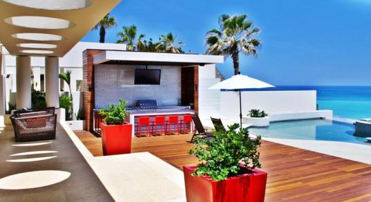 casa mateo in los cabos luxury vacation rentals outdoor kitchen