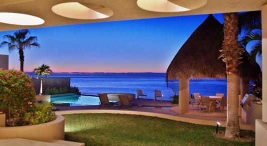 casa mateo in los cabos luxury vacation rentals outdoor area
