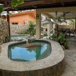casa gran fiesta in Pedregal Los Cabos jacuzzi