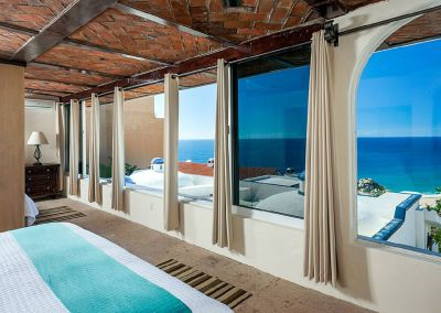 casa theodore in Pedregal los cabos luxury vacation villas cabo san lucas suite with view
