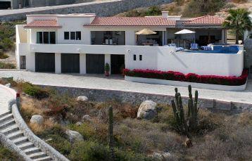 villa del toro rojo pedregal cabo san lucas luxury villa rentals in los cabos