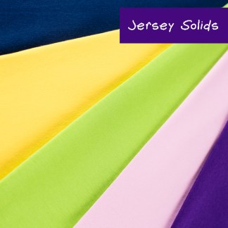 Jersey Knit - Solids