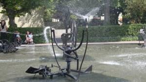 Tinguely-Brunnen Basel