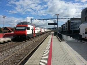 Können ab 2020 auch am Gotthard verkehren: Doppelstockzüge (Symbolbild)