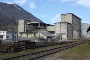 Das Musikfest Brunnen punktet mit einem unkonventionellen Spielort: Die ehemalige Zementfabrik Brunnen