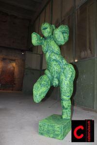 Skulptur von Christof Suter
