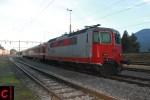 TRAVYS Re 420 503 in Vallorbe