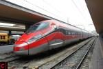 Trenitalia ETR 400 011 in Torino Porta Nuova
