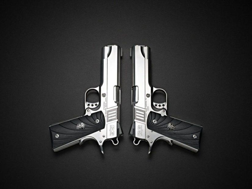 The S103 Commander – Cabot Guns