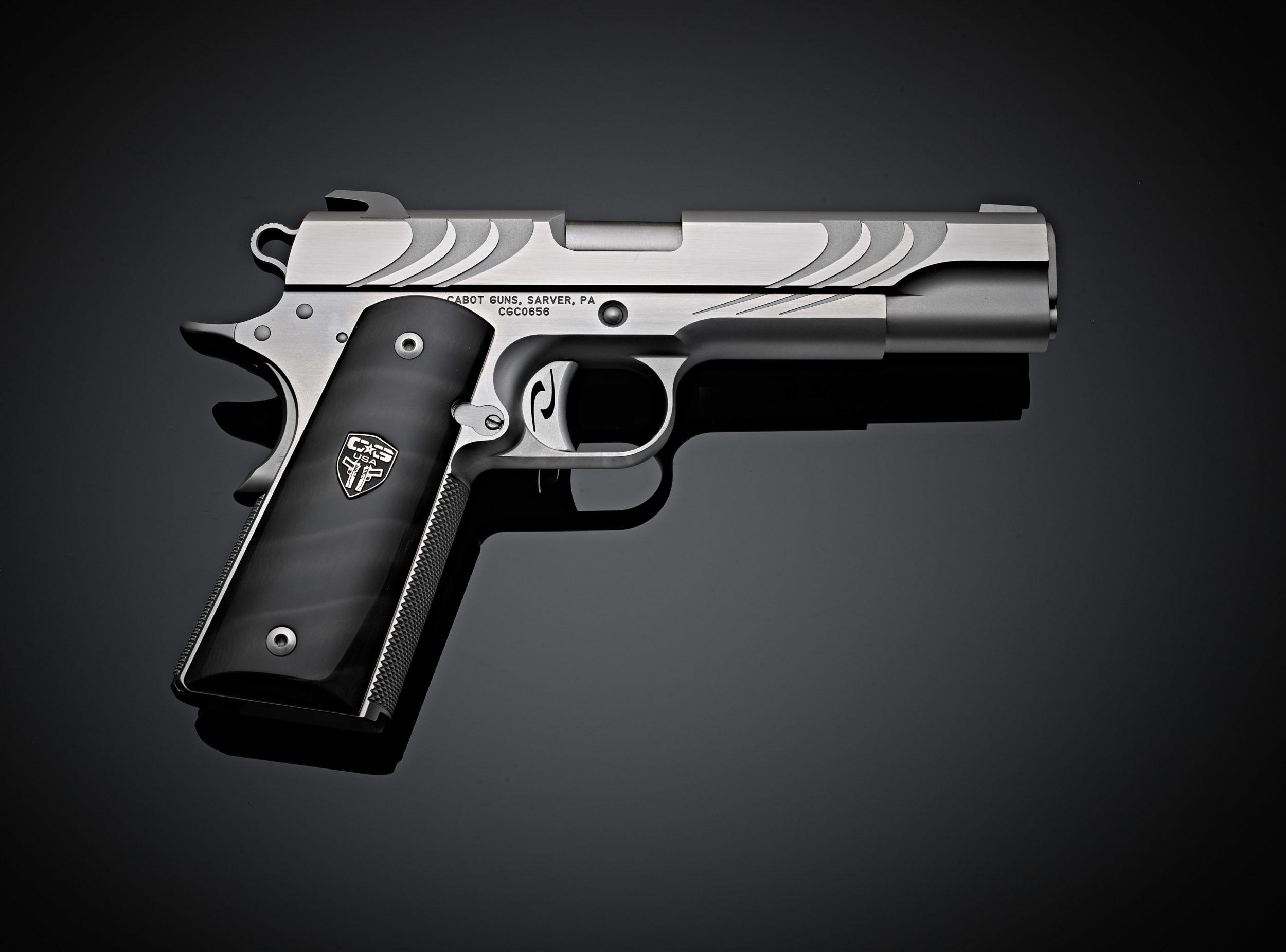 The Drako Garra 2 0 – Cabot Guns