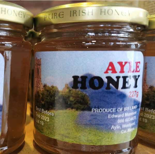 ayle honey pot