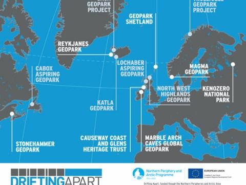 Cabox Joins EU Interreg VB Northern Periphery 'Drifting Apart' Project
