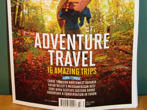 North Arm Traverse Makes Top 16 for 2015