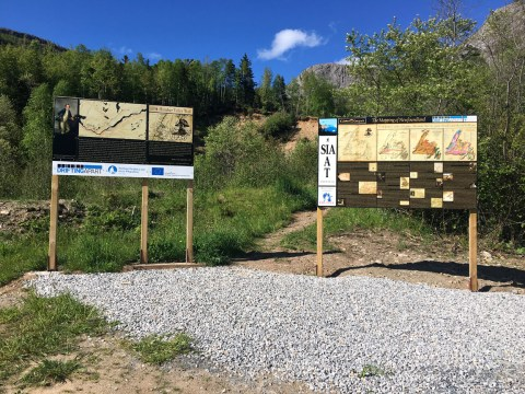Cabox Completes Year Two of Signage Plan