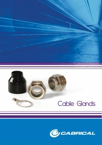 Cabrical Cable Glands Catalogue.