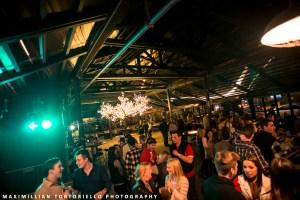 Kilroy Sports Bar patio open all year round