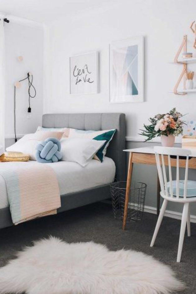 Teenage Girl Bedroom Ideas - Stylish Teen Girl's Bedroom Idea - Cabritonyc.com