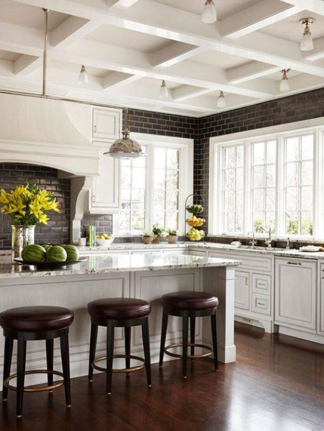 Kitchen Lighting Ideas - Layers of Light - Cabritonyc.com
