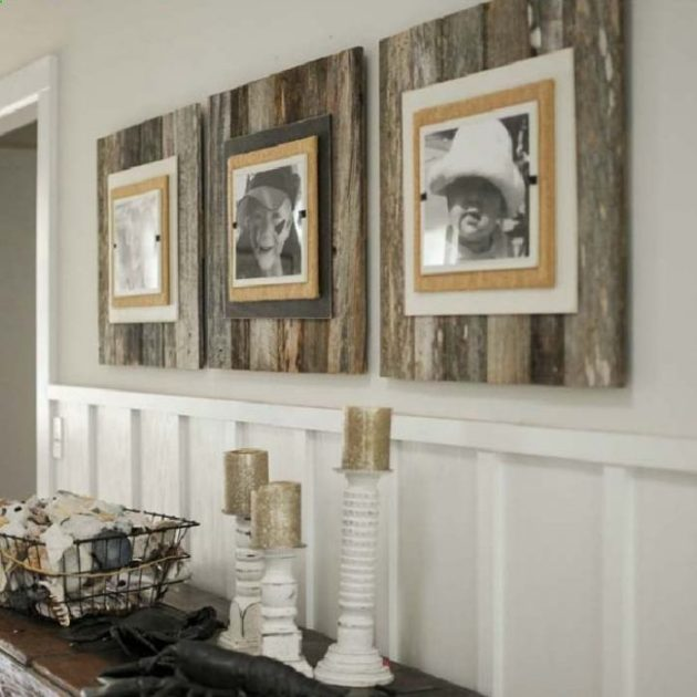 Rustic Chic Living Rooms Ideas - Driftwood Memories by the Seaside - Cabritonyc.com