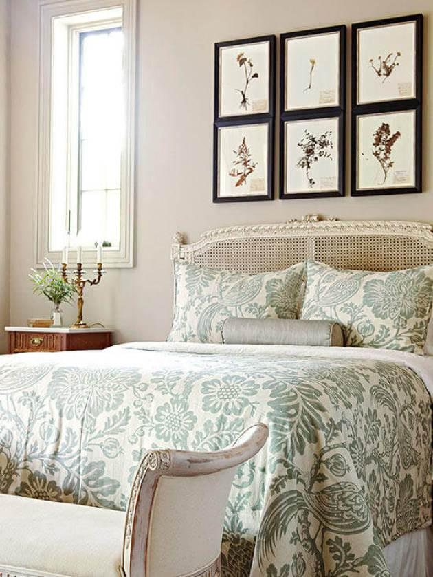 Romantic Master Bedroom Decor Ideas - Antique Update - Cabritonyc.com