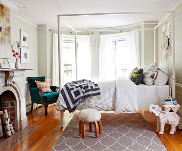 Small Master Bedroom Decor Ideas - Stylish Decor - Cabritonyc.com
