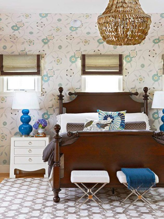 Modern Master Bedroom Decor Ideas - Traditional Update - Cabritonyc.com