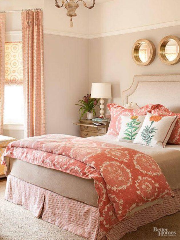 Master Bedroom Decor Ideas - Pops of Pattern - Cabritonyc.com