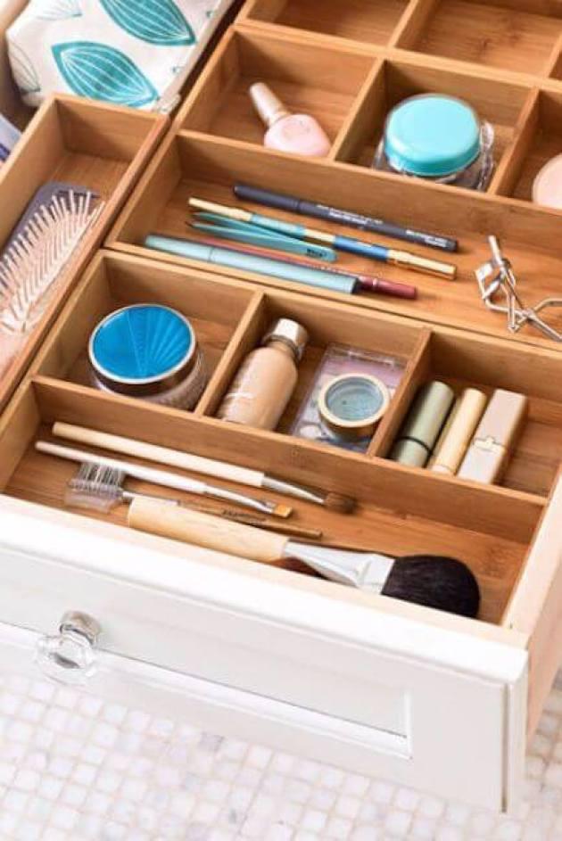 Bathroom Organizing Ideas 14 Drawer Dividers
