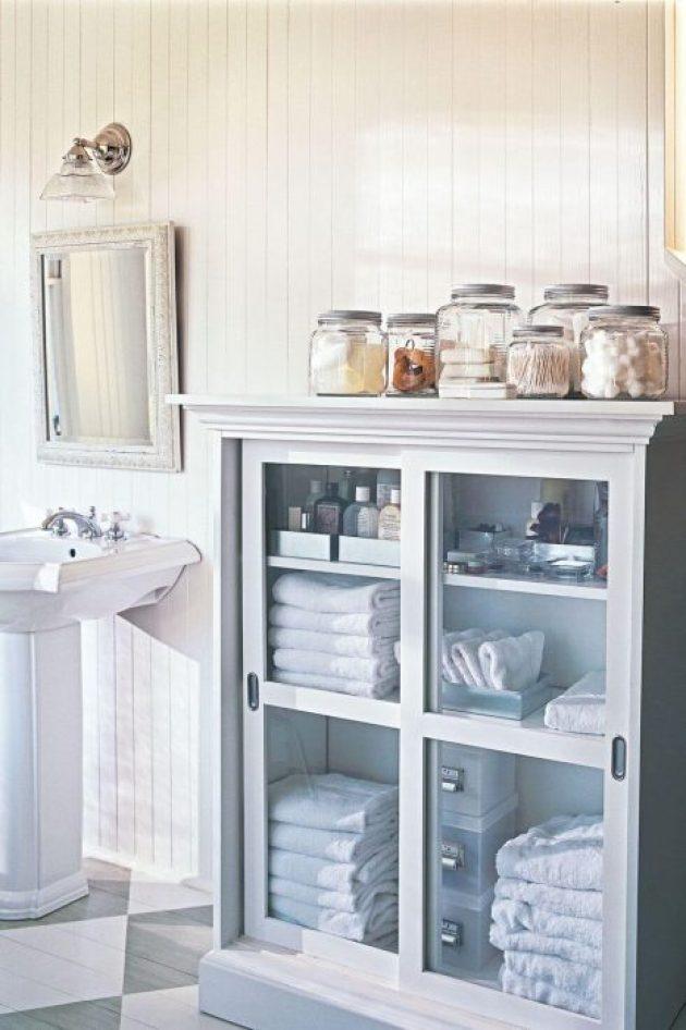 Bathroom Organizing Ideas 19 Extra Cabinetry