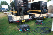 Power and Generators for Concert