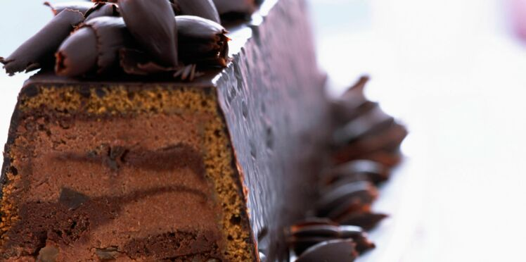 buche fondante chocolat pain d epice