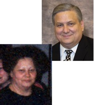 Terry and Karen Null, third pastor & first lady