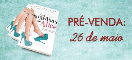 """""""As maravilhas de Alice"""" Tânia Picon"""