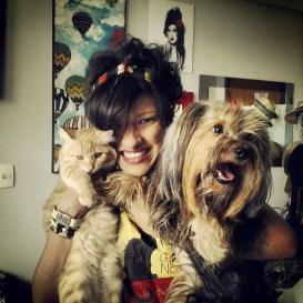 P!nk, eu e Nina