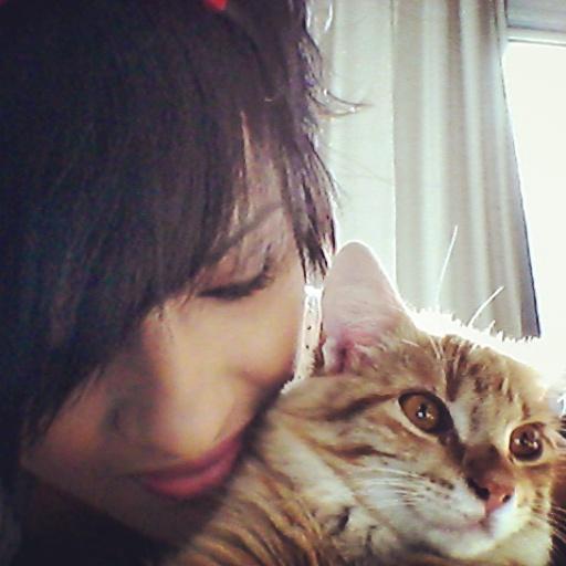 Eu e minha pantera P!nk