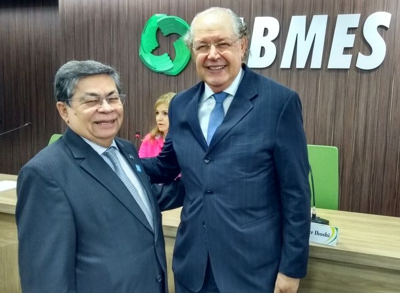 Líderes do setor de serviços assistem apresentação da Reforma Tributária e têm encontro com Rodrigo Maia