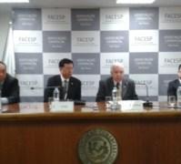 Presidente da Feira de Cantão fala a empresários brasileiros sobre o maior evento multissetorial do mundo