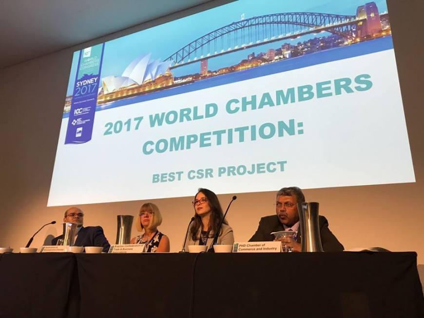 Rio de Janeiro é oficialmente apresentado como sede do 11th WCC