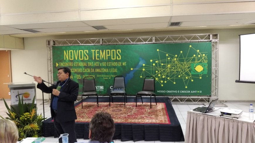 Associações comerciais são a maior representatividade do País, afirma presidente da CACB