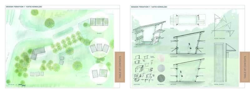 Individual Design Iterations - Katie